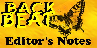 backbeat - editor's notes