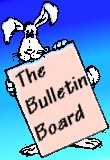 bulletin board - Post Your Notes